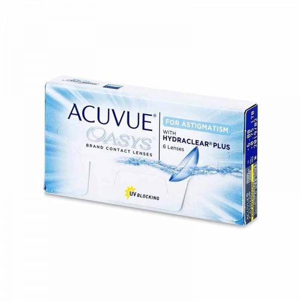 Acuvue Oasys for Astigmatism (6 линз)